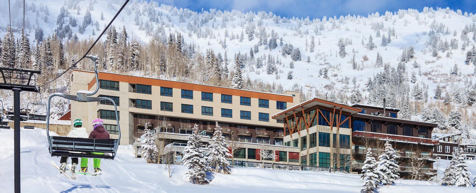 Alta's Rustler Lodge