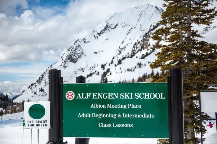 Alta Ski School