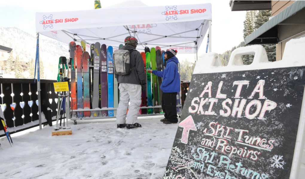 Great Deals on Skis
