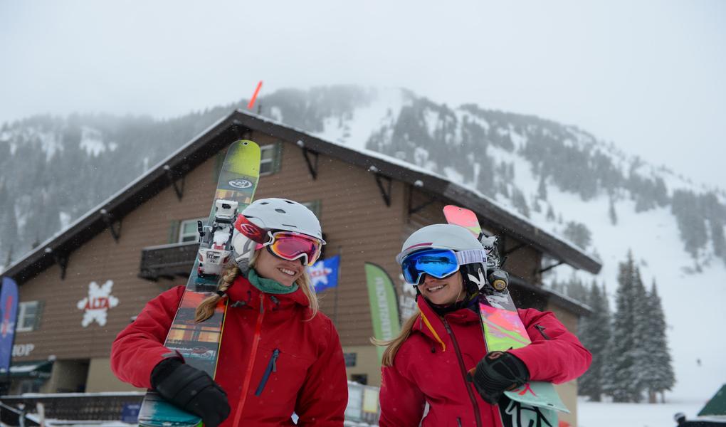 Alta Skiers