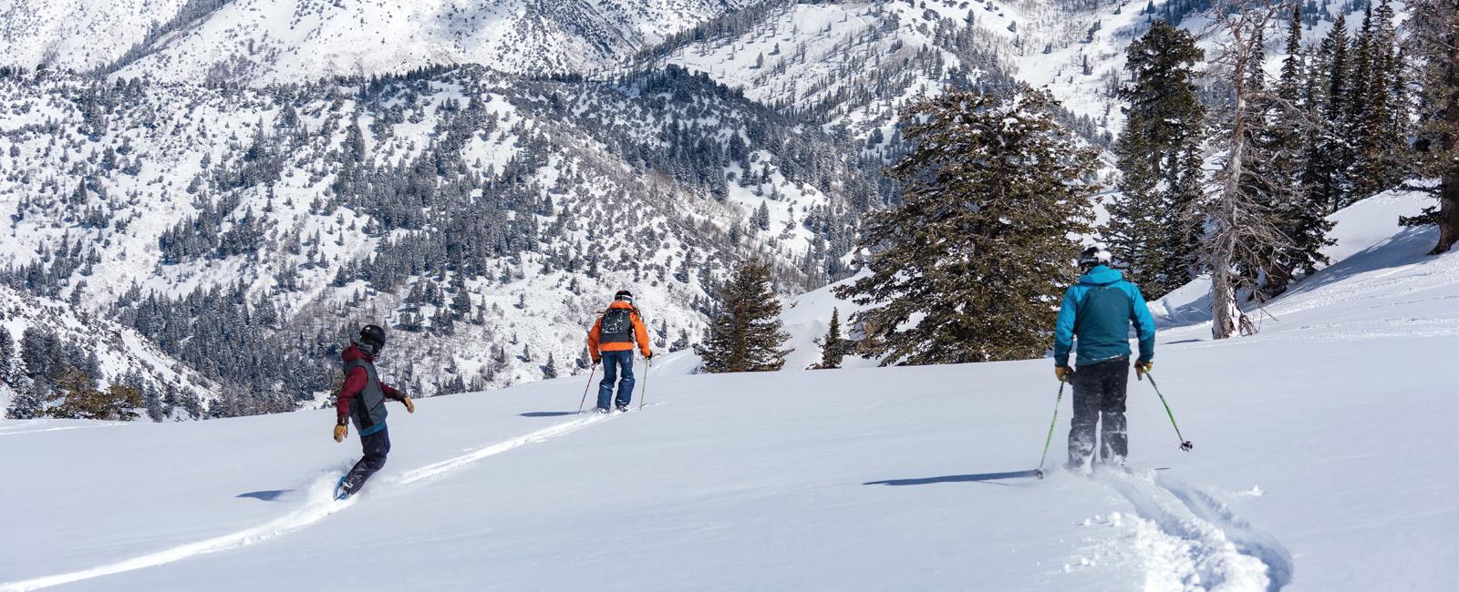 Powder Mountain - Skin & Ski Experience