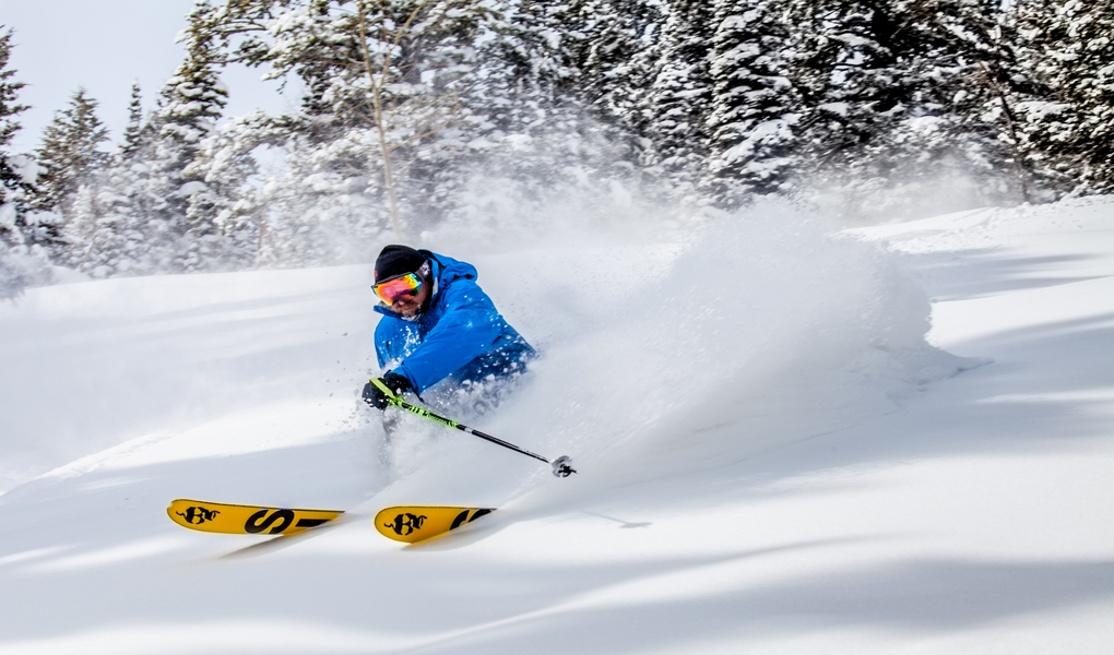 Ski at Beaver Mountain