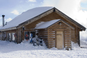 Sundance Bear Claw Cabin