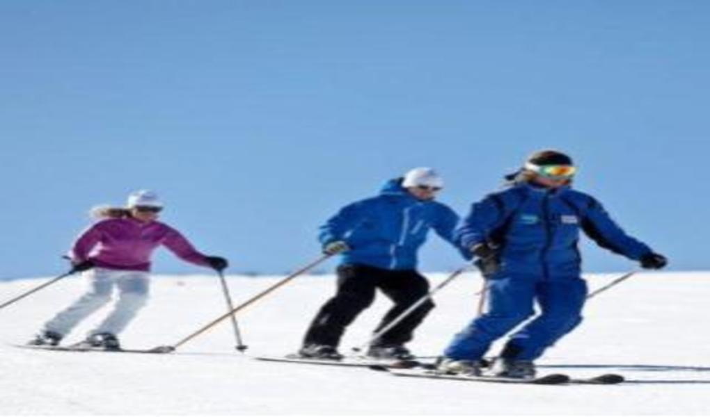 USU Skiing/Snowboarding Class