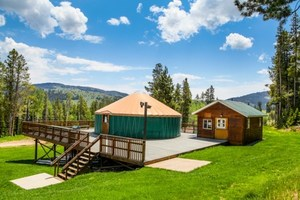 Beaver Mountain Yurt