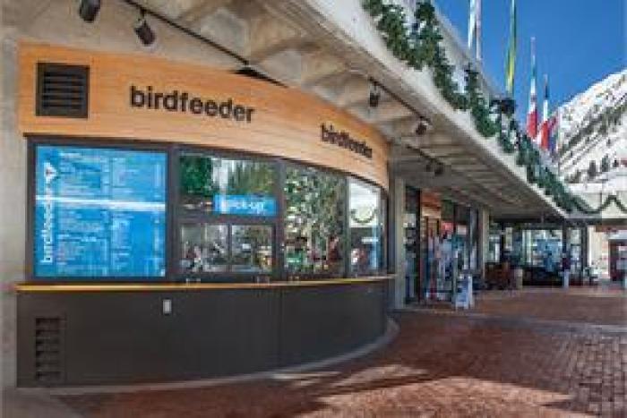 Snowbird Birdfeeder