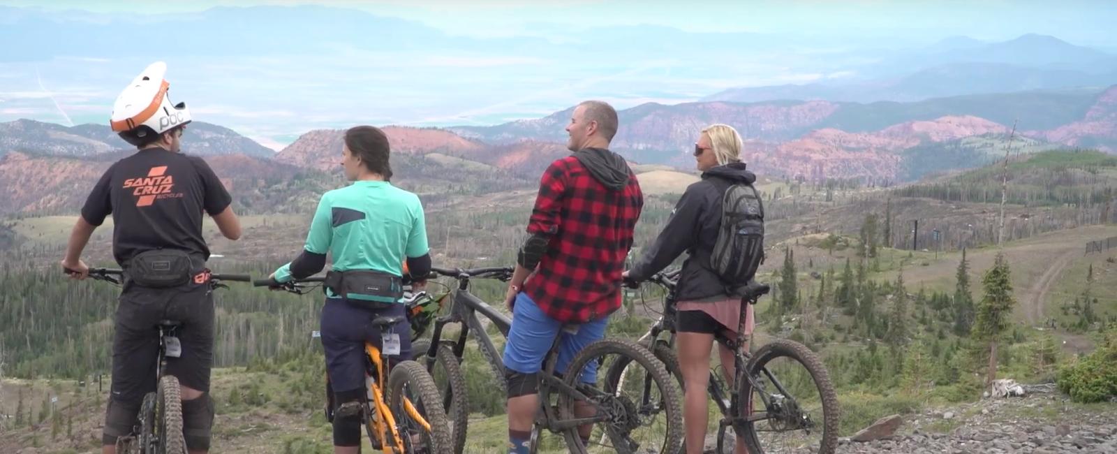 Brian Head Mountain Biking