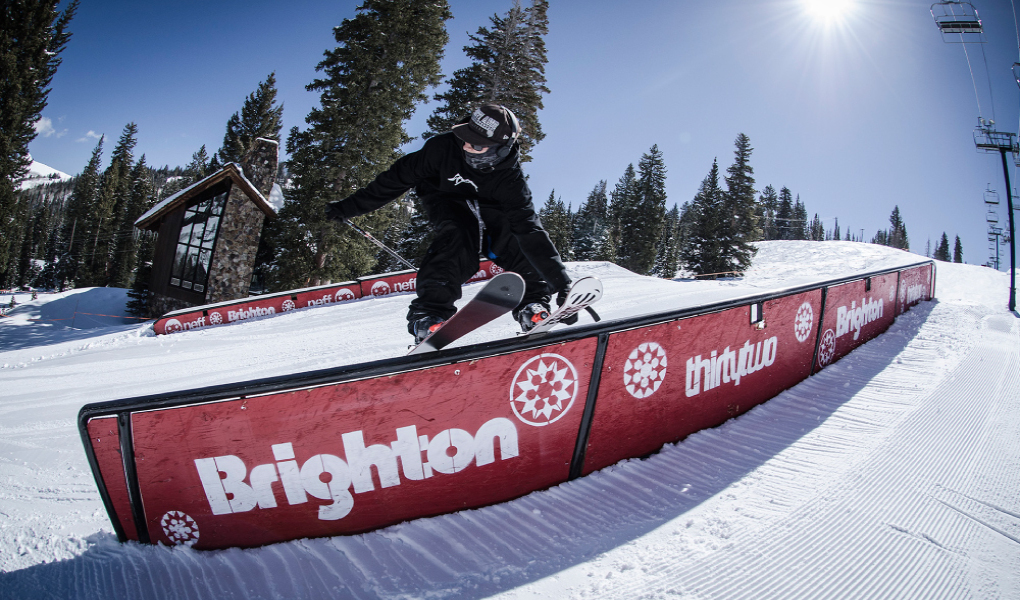 One of Brighton's Amazing Terrain Parks