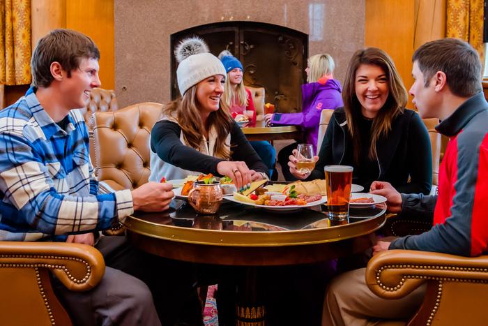 Snowbasin Cinnabar Lounge