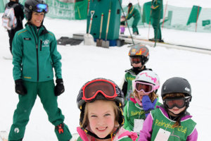 Deer Valley Resort's Fawn Special Ski Program