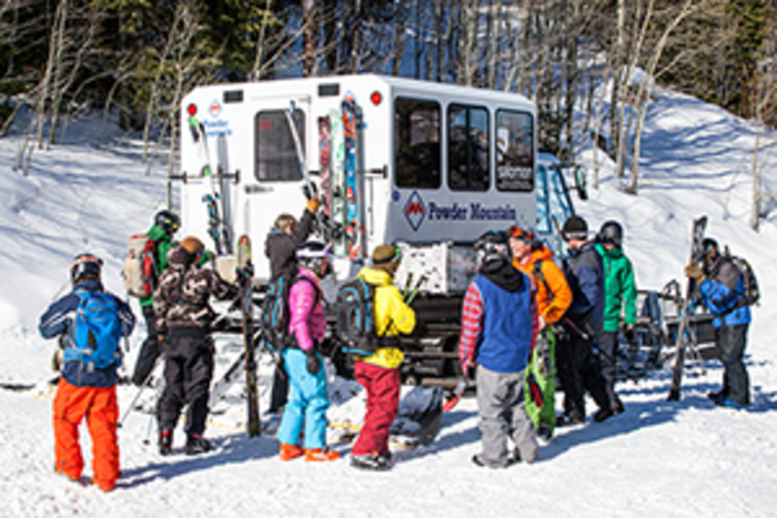 Powder Mountain - DMI and Wolf Creek Expeditions