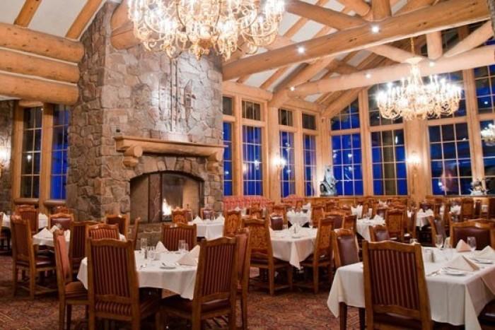 Snowbasin Earl's Lodge