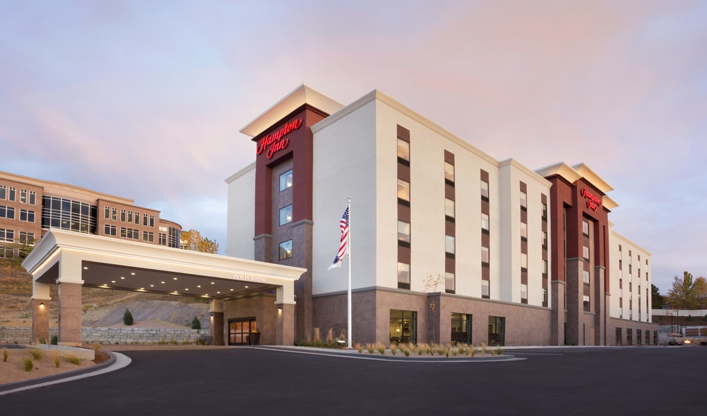Hampton Inn by Hilton Salt Lake City Cottonwood