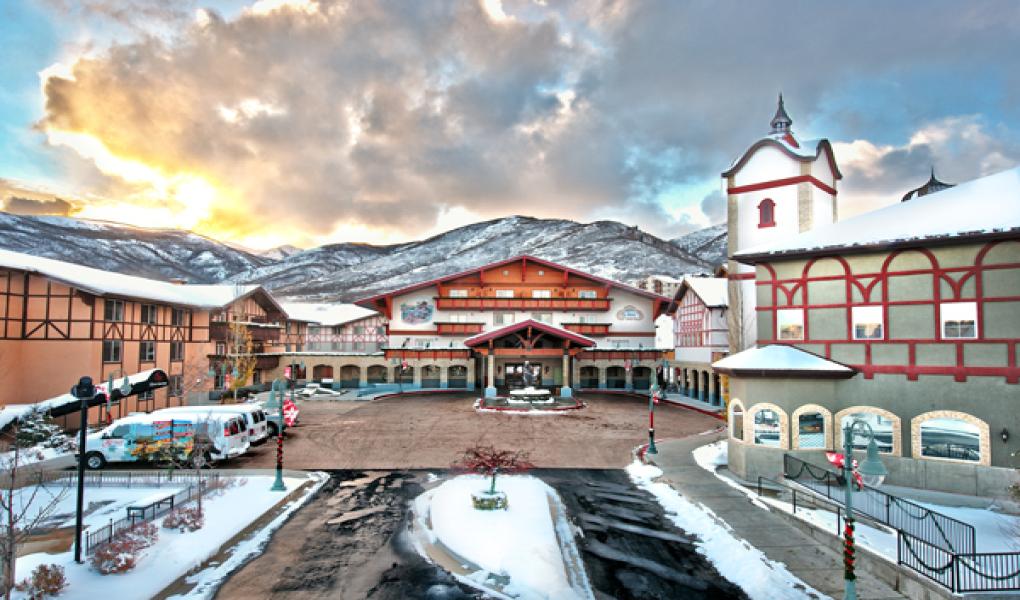 The Zermatt Resort is America's Swiss Resort in Utah's Rocky Mountains in Midway, UT