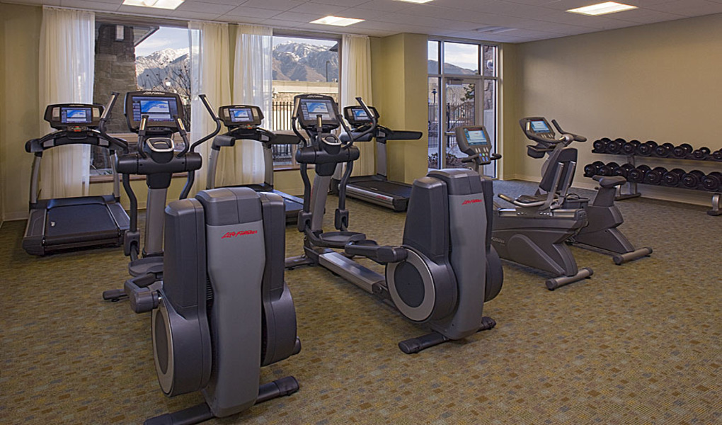 Fitness Center - Mountain View
