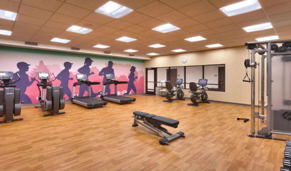 Onsite Gym