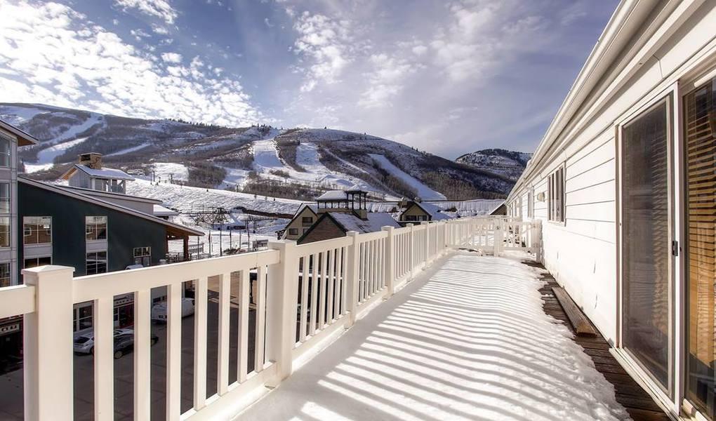 Resort Plaza Condos, Ski in Ski out Park City Resort