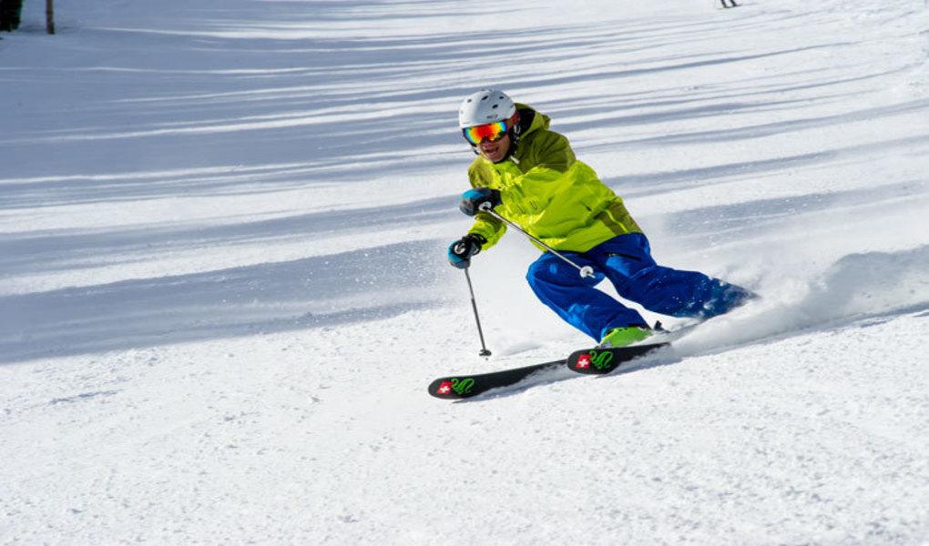 Exclusive Ski Test Program