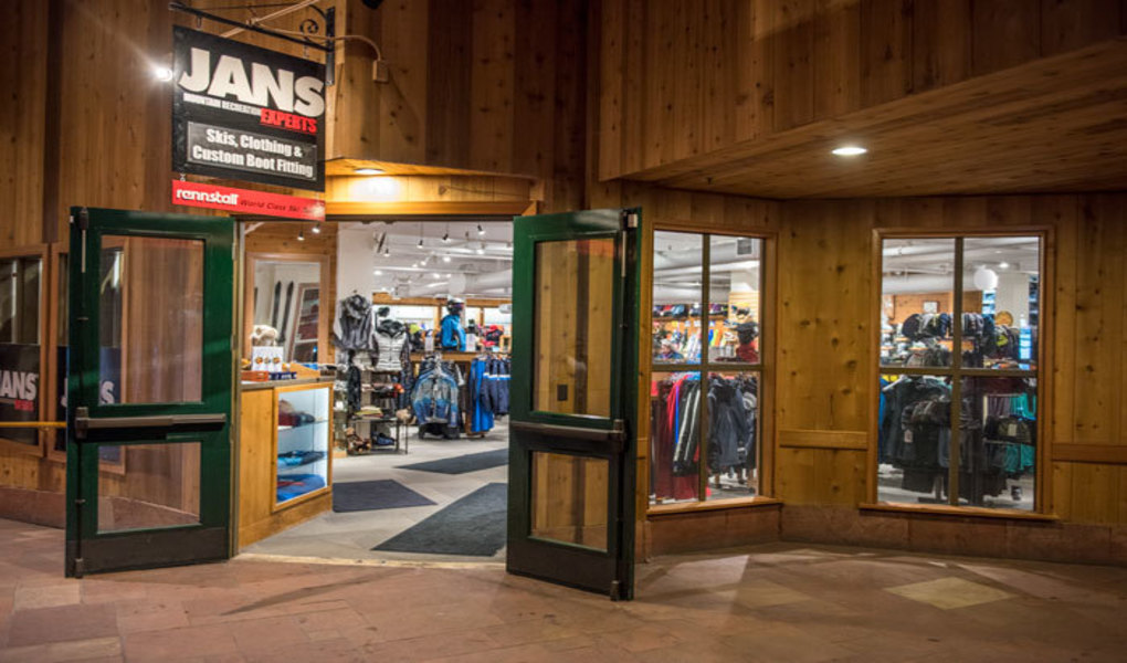 Located Inside the Snowpark Lodge