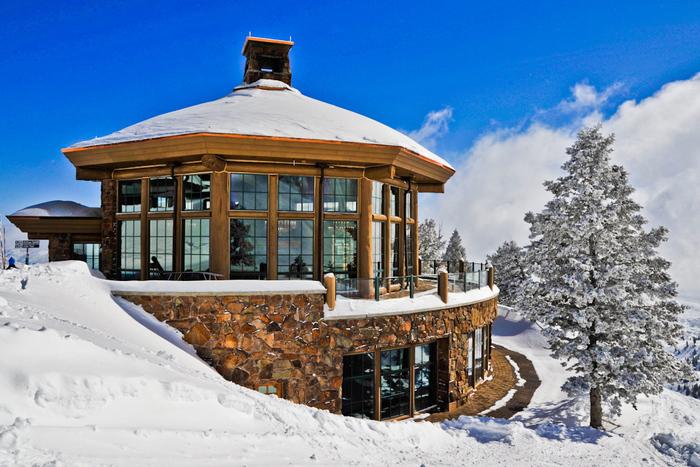 Snowbasin John Paul Lodge