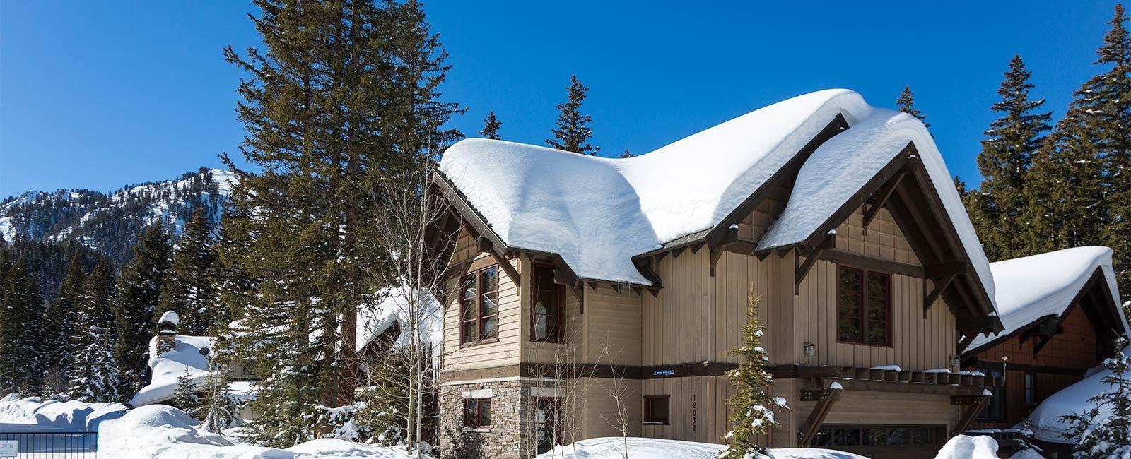 Solitude Mountain Resort Luxury Homes