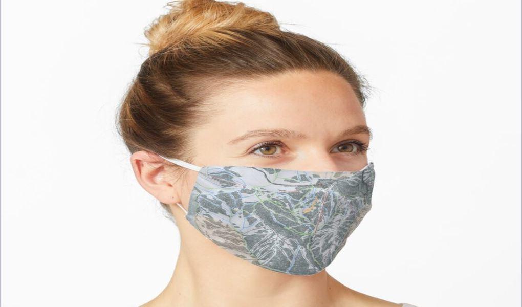 Powder Mountain Mask