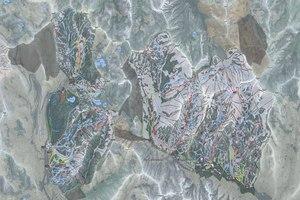 Mapsynergy Custom Trail Maps