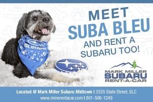 Mark Miller Subaru Rental Program