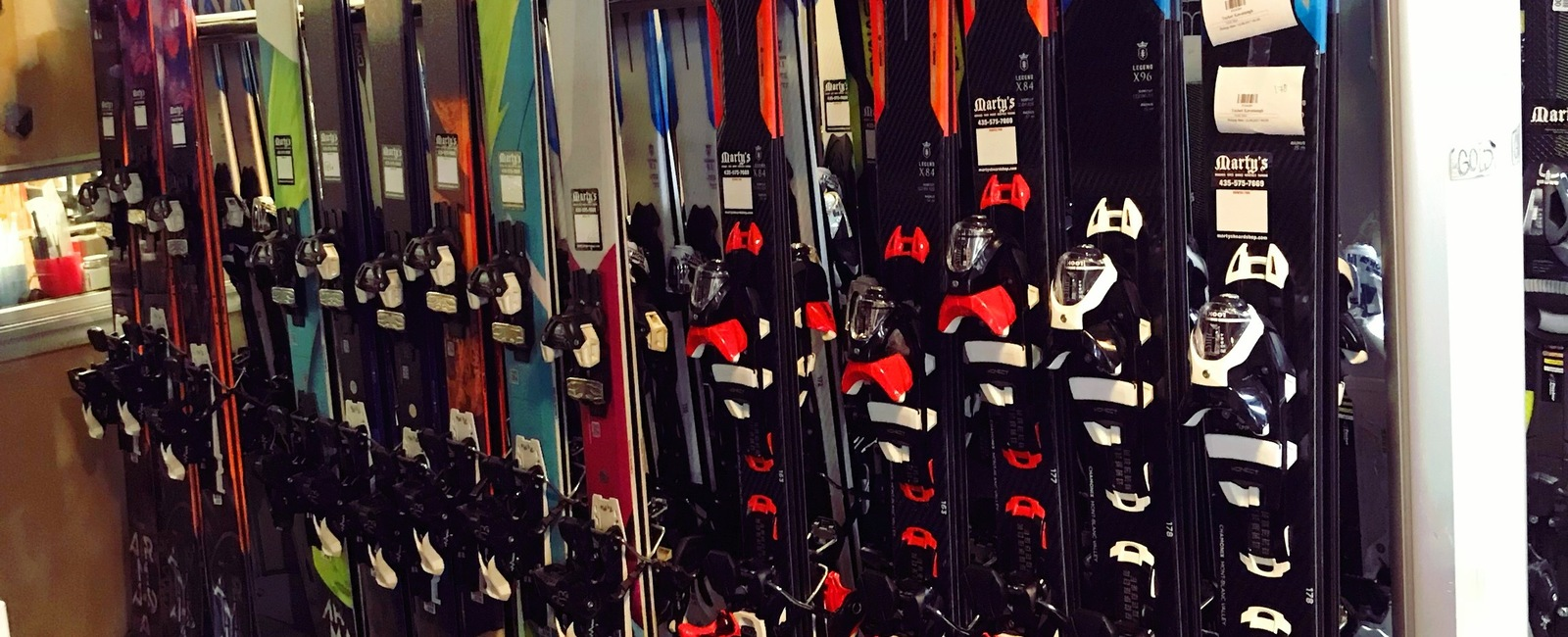 Marty's Ski and Board Shop - Hotel Park City