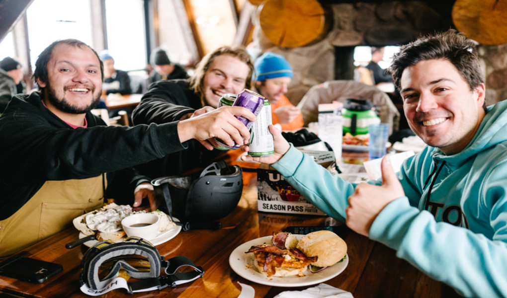 Cheers From Molly Green's at Brighton Resort
