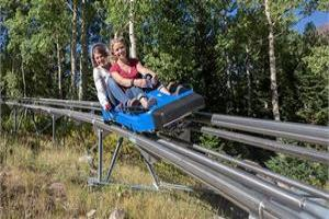 Snowbird Mountain Coaster