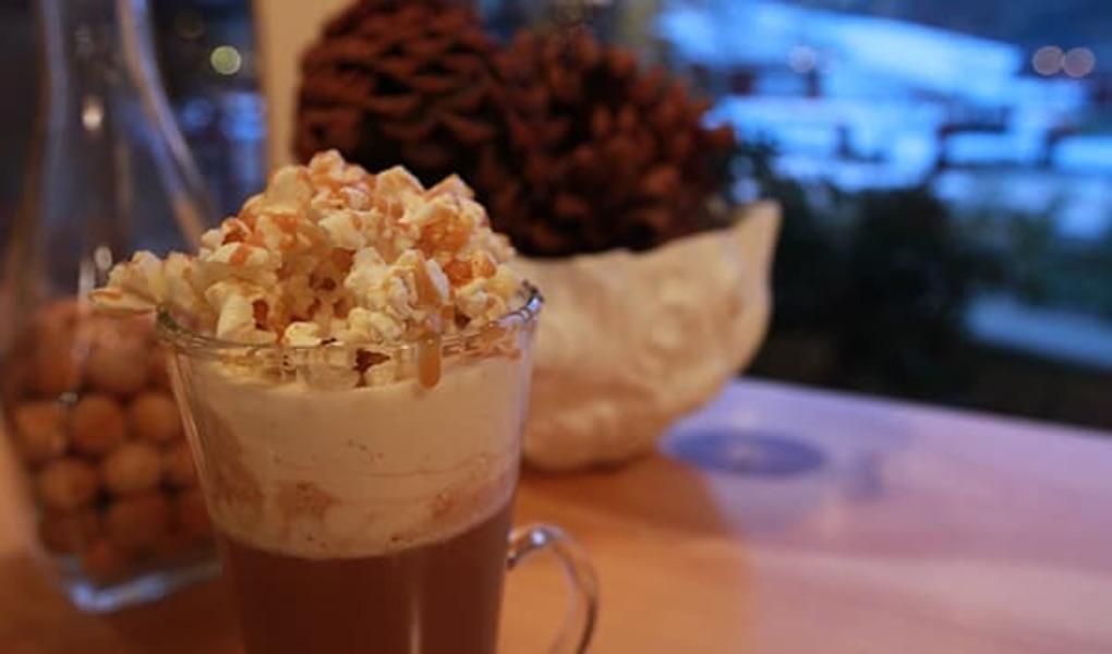 Hot Chocolate and Coffee Drinks