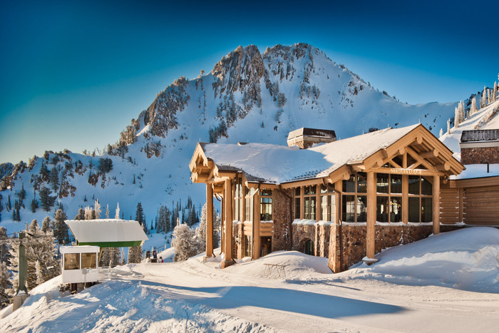 Snowbasin Needles Lodge