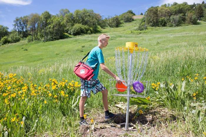 Nordic Valley Disc Golf