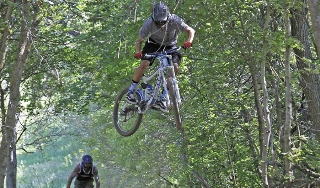 Go-Ride Gravity Mountain Bike Series