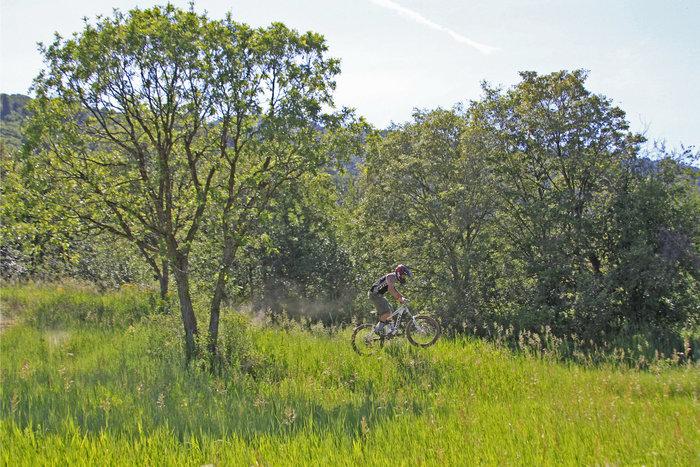 Nordic Valley Mountain Biking