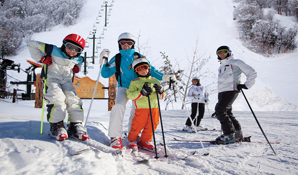 Nordic Valley - Great for Families
