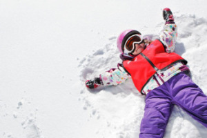 Ultimate 3 Ski Lesson - Age 3