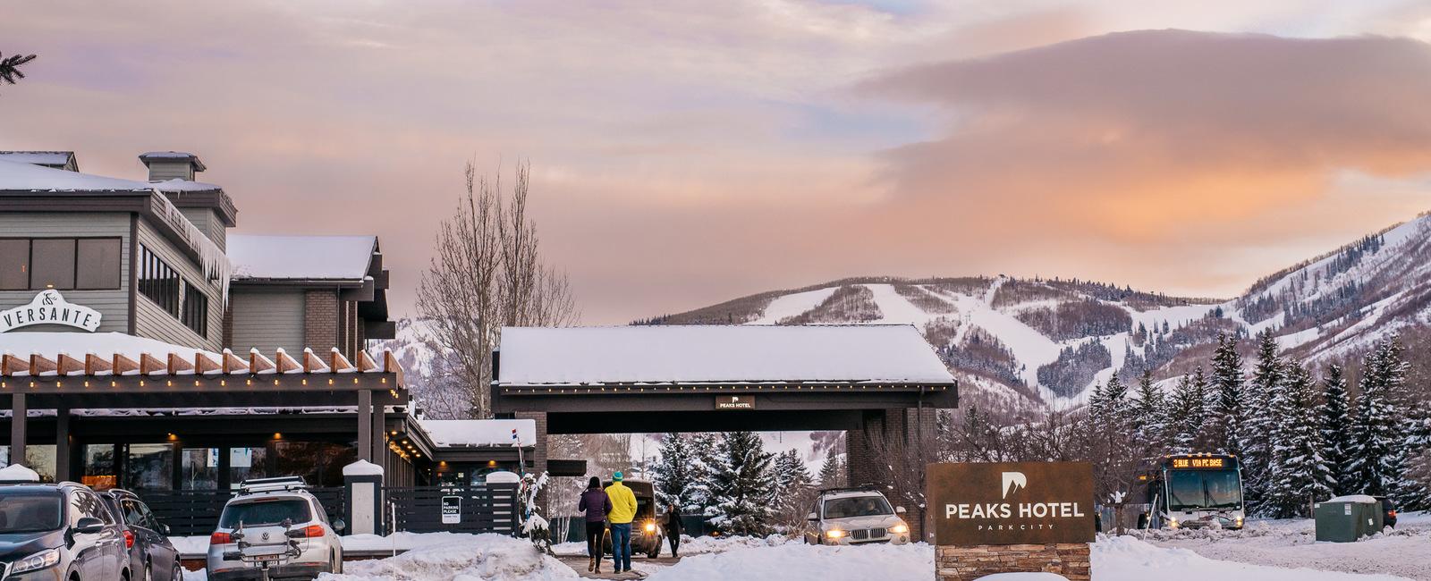 Park City Peaks Hotel Ski Utah
