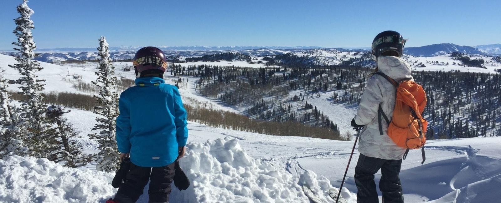 Powder Mountain Locals Program