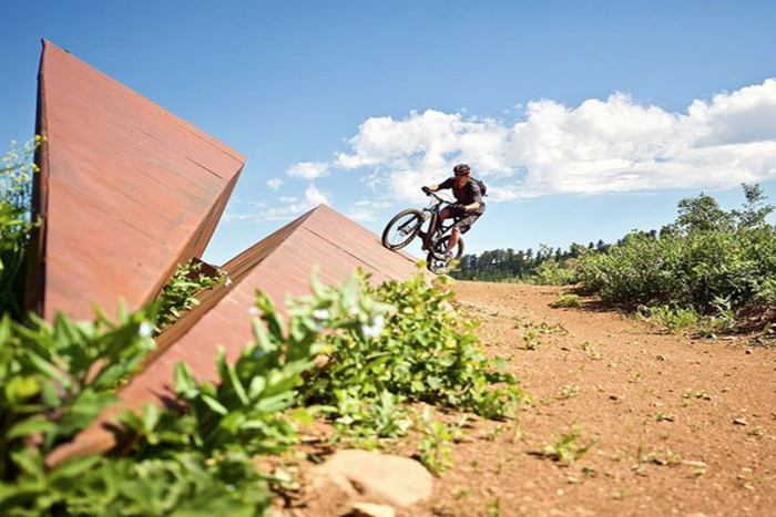 Powder Mountain Mountain Biking