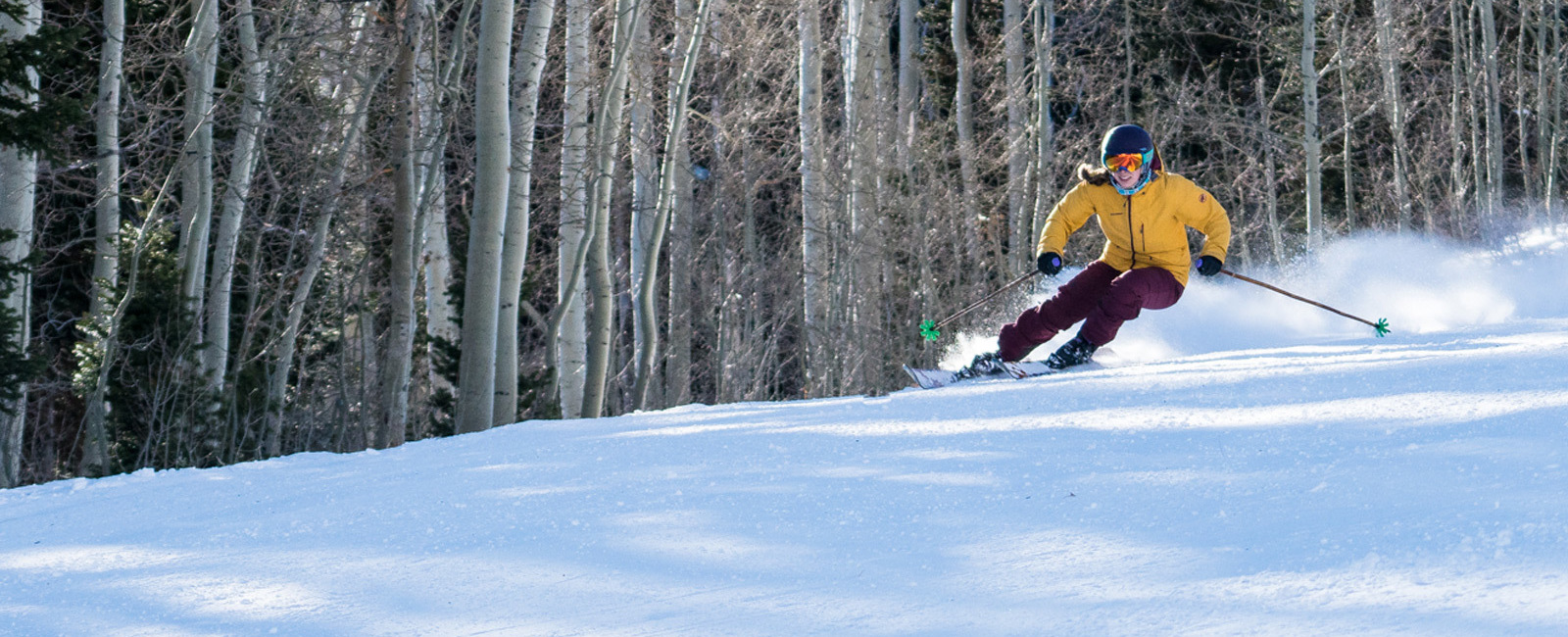 Powder Mountain Women's Ski/Board Program
