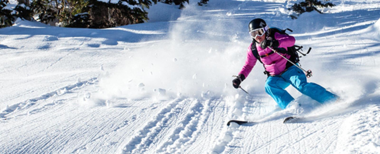 Powder Mountain Women's Ski/Board Program