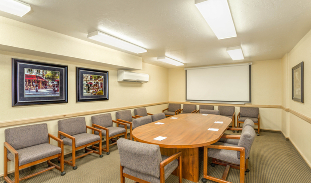 Smaller Conference Rooms Available