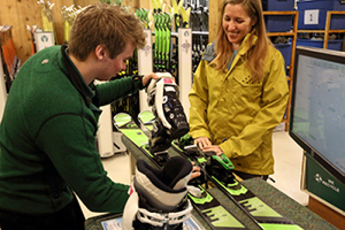 Deer Valley Resort Rental Shops