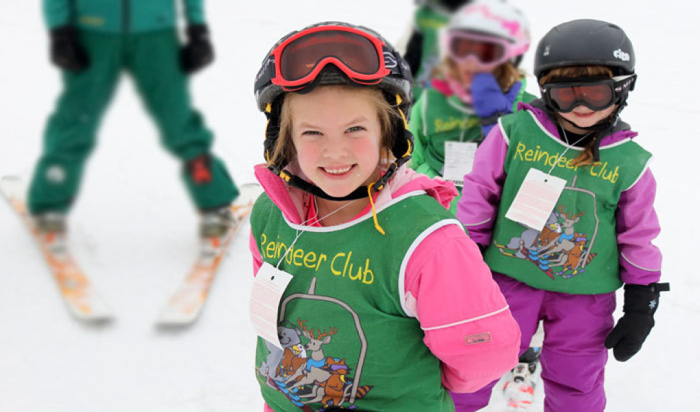 Youth Ski Instruction