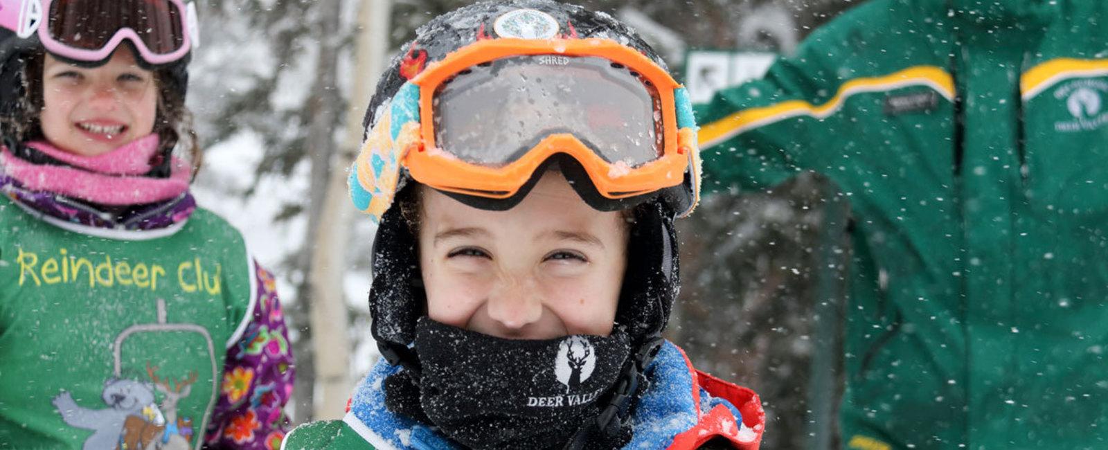 Deer Valley Resort Ski School