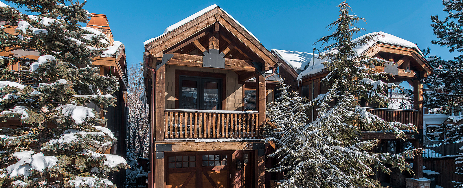 Resortside 4-Bedroom Park City Base Area Townhome