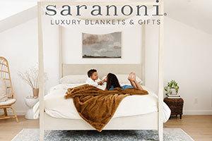 Saranoni Luxury Blankets & Gifts