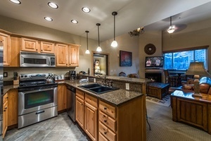 Silverado Lodge 3-Bedroom Condo with Loft at Canyons Village